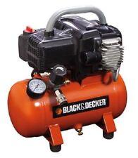 "Compressore portatile ad aria Lt. 6 ""Black Decker  Mod. CPL6"
