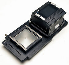 Moveable Adapter For Phase One Mamiya 645 Back To Sinar P3