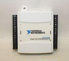 USB-6008 de National Instruments NI-DAQ Multifunction d'acquisition de données carte