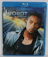 I Robot Blu Ray Disc 2009 Will Smith