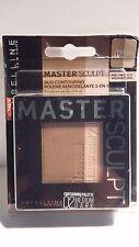 Poudre Duo Contouring Master Sculpt 02 Medium Dark Gemey Maybelline