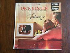 Dick Kesner Violinist Orchestra Intermezzo BL 754054 VG+/B