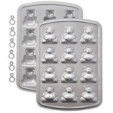 12 cavity 3D Mini Bear 2 pc Cake Pan Set from Wilton #0545