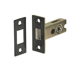 Bathroom Deadbolt Lock 63mm / 45mm Backset Matte Black