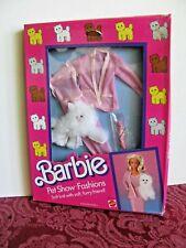 Barbie Pet Show Fashion #3659, 1986