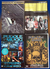 Megadeth + Skid Row + Black Label Society + Puddle of Mudd DVD