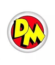 Danger Mouse DM 25mm pin button Badge Cartoon   #1