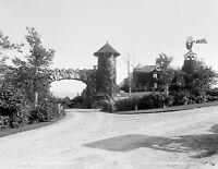 "1906 Dunmere, Narragansett, Rhode Island Vintage Old Photo 8.5"" x 11"" Reprint"