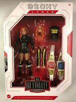 WWE Mattel Becky Lynch Ultimate Edition Series #5 Figure