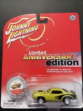 Johnny Lightning Limited Edition 10th Anniversary Plymouth Hemi Cuda Muscle Car