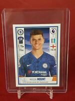 Mason Mount Chelsea Panini 2020 Premier League Rookie Sticker