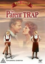 The Parent Trap Original Hayley Mills Disney New DVD R4