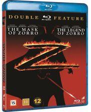 Zorro Double Feature Blu Ray