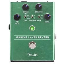 Fender Marine Layer Reverb Guitar Pedal (Hall, Room & Shimmer) w/ Trails