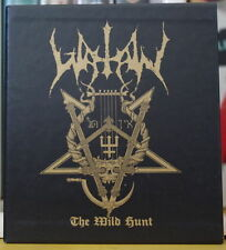 WATAIN THE WILD HUNT LIMITED EDITION MEDIABOOK CD HIS MASTER'S NOISE 2013