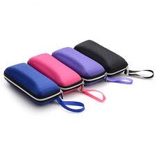 Popular Rectangle Zipper Sunglasses Hard Eye Glasses Case Eyewear Protector Box