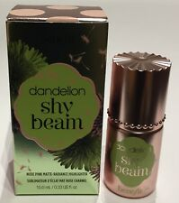 Benefit Dandelion Shy Beam Full Size In NUDE PINK Highlighter NEW & AUTHENTIC!