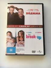 The Dilemma / Break-Up (DVD, 2011, 2-Disc Set)
