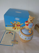 Disney Impressions-POOH & Friends SPECIAL PLACE FOR TRINKETS 4005057 NEW In Box