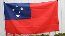 Big 1.5 Metre Independent State of Samoa Large New Flag 3x5ft Western Samoan