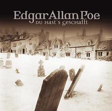 Edgar Allan Poe. Hörspiel: Edgar Allan Poe - Folge 15: Du hasts getan.   ... /4