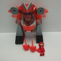 PJ Masks Owlette Turbo Mover & Owlette Figure (No Retail Packaging) - PJMB95507