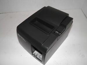 NEW Star TSP100 TSP143U Thermal POS Receipt Printer USB 143U w power & USB cable