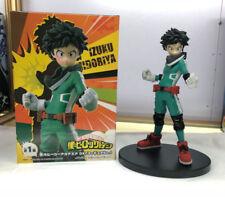 Figma 323 Japanimation My Hero Academia Izuku Midoriya PVC Action Figure Toy
