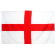 Fahne England Querformat 90 x 150 englische Hiss Flagge Georgs Kreuz  WM 2018