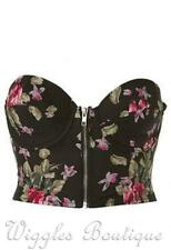 Topshop Regular Size Floral Tops & Blouses for Women