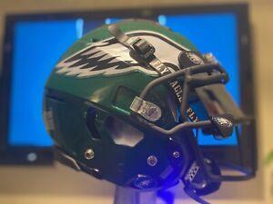 ADULT Full Size SCHUTT F7 Philadelphia Eagles Custom Helmet