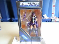 NEW DC FIGURE EXCLUSIVE MATTYCOLLECTOR SIGNATURE COLLECTION HUNTRESS JLC