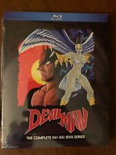 Devilman 90s OVA Blu Ray Discotek Official Release Go Nagai