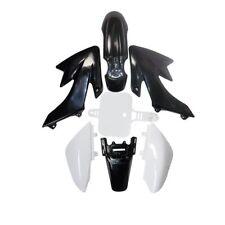 Dirt Pit Bike Fairing Body Plastic 70cc 90cc 120cc Pitsterpro XJR 70 90 X2 12 BK