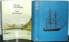 CHARLES DARWIN & The BEAGLE Alan Moorehead HB illus Naturalist Voyage EVOLUTION