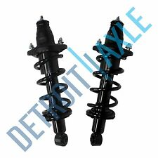 Set of New Rear Complete Strut Spring Shock Mount Quick Assembly for Honda Civic