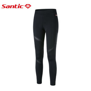 Women Cycling Long Pants Spring Summer Professional 4D Padding Breathable Tights