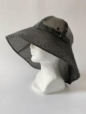 â• Maison Michel Plastic snake hat : avant garde stephen jones dress chanel bag