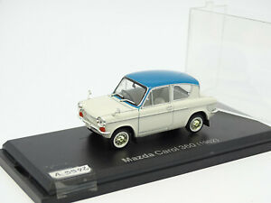 Norev Collection Japan 1/43 - Mazda Carol 360 1962