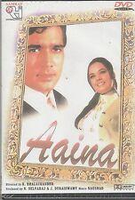 Aaina - rajesh Khanna   [Dvd ] 1st Edition    Released
