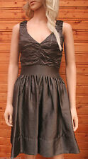 Karen Millen Viscose V Neck Sleeveless Dresses for Women