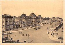 BR41018 Bruxelles palais du roi tramway  Belgium