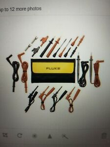 Fluke TL81A Deluxe Electronic Test Lead Set Brand New Never Used Original Box
