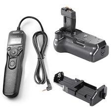 Neewer Impugnatura Portabatteria battery grip per Canon EOS 550D 600D 650D 700D