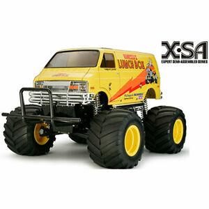 Tamiya RC 46701 X-SA Lunch Box Expert Semi-assembled 1:12 Radio Controlled Truck