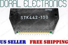 STK442-130 + Heat Sink Compound Free Shipping US SELLER Integrated Circuit IC