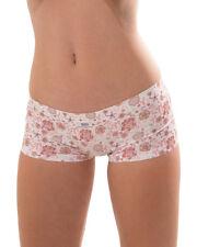 d4d3fc8041152a Croota Womens Boyshort Underwear Seamless Low Rise Panty Large