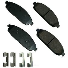 Disc Brake Pad Set-Performance Ultra Premium Ceramic Pads Front Akebono ASP1080A