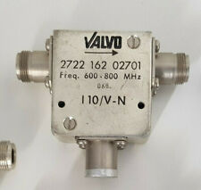 Zirkulator Circulator Valvo für 600 Mhz bis 800 MHz 10W CW, 100W peak