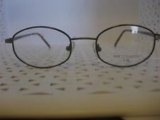Flex Collection #69  Ant.G./D. Amber Womens  Vintage 80's Glasses (A3)@
